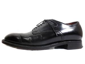 美品!!【ALDEN/オールデン】 プレーントゥ コードバン レザー モディファイドラスト シューズ 靴 ■53511■7D■黒の買取実績