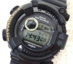 ジーショック G-SHOCK DW-8200BM-1T メンインブラック2 フロッグマン MIB2 FROGMAN 腕時計 黒 ☆