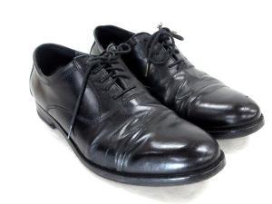 コーチ COACH ストレートチップ 革靴 レザー ビジネス シューズ 42 9Wの買取実績