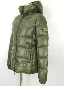 タトラス TATRAS CURSA クルサ ダウン ジャケット フード スタンドカラー ナイロン カーキ 01 アウター 秋冬の買取実績