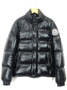 モンクレール MONCLER EVEREST エベレスト ダウンジャケット 0 国内正規 黒 秋冬
