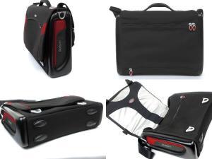 トゥミ TUMI DUCATI 6501RCE ブリーフ ケース ビジネス バッグ コラボ 黒 鞄 メンズの買取実績