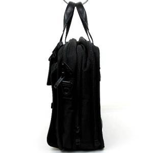 トゥミ TUMI 26141 DH FXT MID EXP オーガナイザー PC ブリーフケース 黒 ブラック 鞄 メンズの買取実績