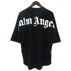 パームエンジェルス PALM ANGELS 20AW CLASSIC LOGO OVER TEE ロゴオーバー オーバーサイズTシャツの買取実績