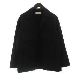 グラフペーパー Graphpaper 20AW オープンカラー ダブルポケット ミリタリーシャツの買取実績