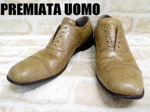 プレミアータウォモ PREMIATA UOMO ローファーの買取実績