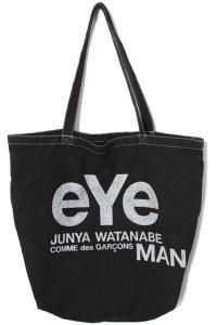 アイ ジュンヤワタナベマン コムデギャルソン ジュンヤマン eye JUNYA WATANABE MAN トートの買取実績