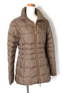 MONCLER モンクレール キルティング ダウンコート ジャケット 1 千鳥格子柄 国内正規品/◆☆ レディース