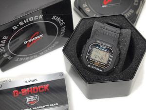 【G-SHOCK/ジーショック】 ベーシック 腕時計 DW-5600E
