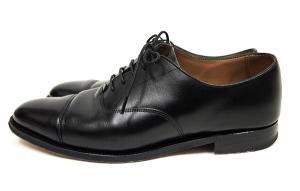 ロイド フットウェア Lloyd Footwear レザー シューズ靴 黒8の買取実績