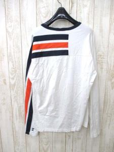 ワイスリー Y-3 ロンTシャツ カットソー 長袖 コットン 白 Mの買取実績