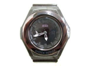 ベビージー Baby-G カシオ 腕時計 アナデジ BGA-141 茶