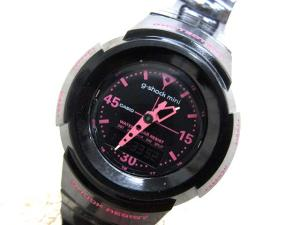 ジーショック G-SHOCK mini ミニ GMN-50 黒 腕時計 0922