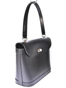 トリココムデギャルソン tricot COMME des GARCONS ハンドバッグ レザー セカンドバッグ 無地 黒 160216の買取実績