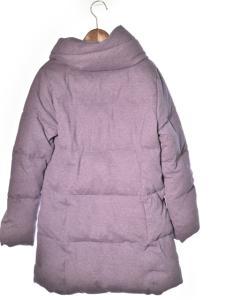 未使用品 バーニーズニューヨーク BARNEYS NEW YORK ダウン コート ジャケット ショールカラー ハーフ 38 秋冬 160905の買取実績