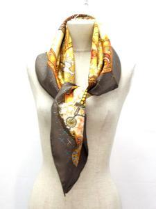 エルメス HERMES スカーフの買取実績