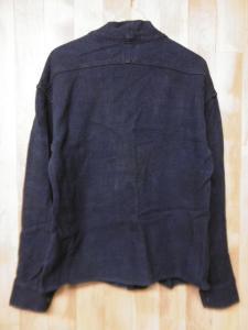 ビズビム VISVIM F.I.L 限定 ラモシャツ カーディガン 羽織 LHAMO 2 ネイビー/R160の買取実績