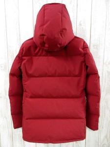 エーケーエム AKM ダッフル ダウン コート 赤 レッド 14AW 美品 DUFFLE DOWN COAT C001-PEC002の買取実績