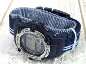 未使用品 カシオ ベビーG CASIO Baby-G 腕時計 BG-3003V-2ADR リーフ Reef 紺 ネイビーの買取実績