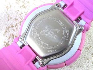 ベビージー Baby-G カシオ 腕時計 クオーツ BGA-131-4B3JF ネオンイルミネーター ネオンダイアル ピンク 美品の買取実績