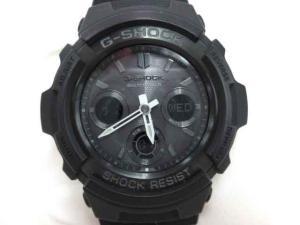 ジーショック G-SHOCK AWG-M100BC 5230 腕時計 ソーラー電波 20気圧防水 黒 ブラック ※KT