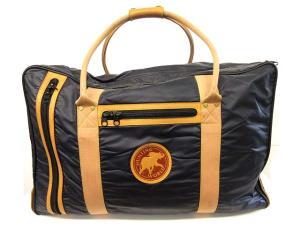 ハンティングワールド HUNTING WORLD バチュー 2way ボストン バッグ 旅行 カバン 紺 ※TS