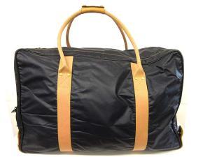 ハンティングワールド HUNTING WORLD バチュー 2way ボストン バッグ 旅行 カバン 紺 ※TSの買取実績