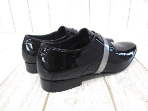 【Acne Studios/アクネ ストゥディオズ】 靴 Pel Patent Black ペルパテント シューズ 38 ブラックの買取実績