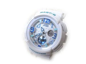ベビージー Baby-G カシオ Gショック BGA-190-7BJF 腕時計 白 ホワイト