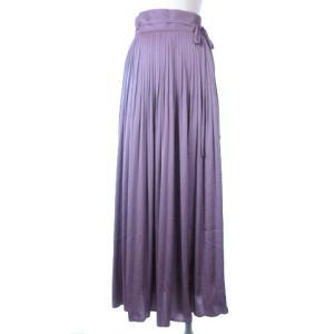 マメクロゴウチ  Mame Kurogouchi 19SS Pleated Long Skirt スカート ロング プリーツ スリットの買取実績
