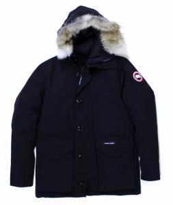 新品同様 カナダグース CANADA GOOSE 3571JM GLADBURY グラッドバリー ダウンジャケット 黒 ブラック XL 国内正規品 メンズの買取実績