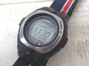 【Baby-G/ベビージー】 デジタル腕時計BGX260V紺