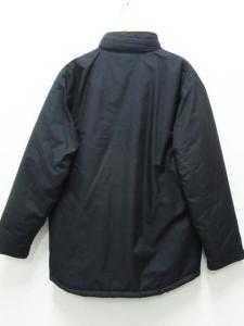 ナイキ NIKE コート ベンチ ナイロン 中綿 内フリース マンチェスター ユナイテッド M 黒 メンズの買取実績