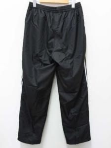 未使用品 アディダス adidas パンツ ジャージ 中綿 ナイロン L 黒 メンズの買取実績