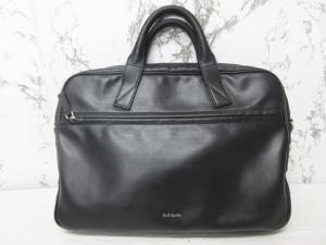 ポールスミス PAUL SMITH ブリーフケース ビジネスバッグ ショルダーバッグ レザー 黒 ブラック 1103 メンズの買取実績