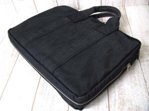 ポーター PORTER 吉田カバン スモーキー ビジネスバッグ ブリーフケース 黒 1110SS メンズの買取実績