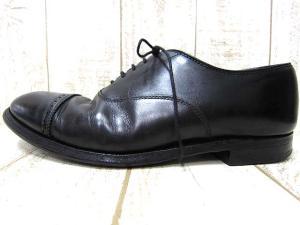 オールデン ALDEN 901 ストレートチップ シューズ 革靴 レザー 8 1/2 26.5 ブラック 黒 0513☆☆OK-7663Bの買取実績