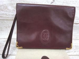 カルティエ Cartier クラッチバッグの買取実績