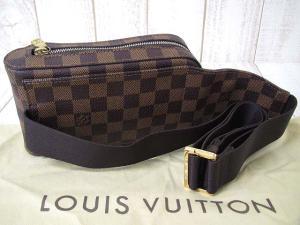 ルイヴィトン LOUIS VUITTON 新型 ダミエ ジェロニモス エベヌ ボディバッグ ウエストバッグ ワンショルダー N51994 1106OK05s メンズの買取実績