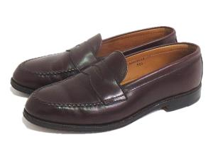 【ALDEN/オールデン】 ペニーローファー 靴/シューズ 984 本革レザー 9(27cm相当) 茶/ブラウン系 ●