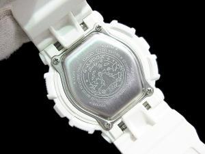 ベビージー Baby-G カシオ CASIO 腕時計 2014 ラバーズコレクション クォーツ 5338 BA-110LB 白 ホワイト系の買取実績