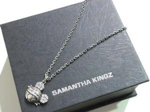 サマンサキングズ Samantha Kingz ネックレスの買取実績