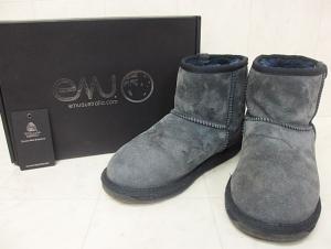 エミュー emu ブーツの買取実績