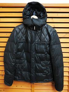 【MEN'S TENORAS/ティノラス】 ●フード付き 中綿ダウン ジャケット:M黒【ブランド古着ベクトル】【フクウロ】141005 0008の買取実績