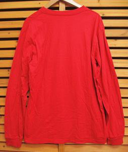 【X-LARGE/エクストララージ】●ロゴ長袖Tシャツ カットソーL赤【ブランド古着ベクトル】【フクウロ】141230 0003の買取実績
