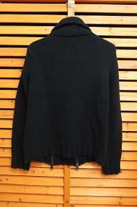 アンドゥムルメステール ANN DEMEULEMEESTER ダブルジップ ハイネック ニット セーター 黒S ブランド古着 ベクトル151109 0030Gの買取実績