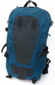 アークテリクス ARC'TERYX 廃盤 M20 カナダ製 バックパック 20L ブランド古着 ベクトル ▲ 151203 0020Gの買取実績