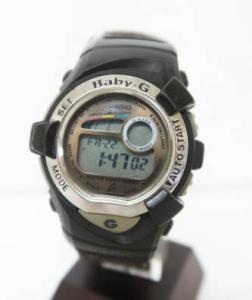 ベビージー Baby-G GLIDE デジタル BGX170 腕時計 ブランド古着 ベクトル フクウロ ▲ 160724 0006
