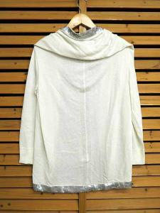 未使用品 アルマーニエクスチェンジ A/X ビジュー カーディガン XS 白ブランド古着ベクトル フクウロ●160829 0008Bの買取実績