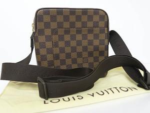 ルイヴィトン LOUIS VUITTON ダミエ オラフ PM 斜め掛けショルダー バッグ N41442 ブランド古着ベクトル フクウロ160901 0200Cの買取実績